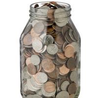 Alle bække små - spar penge hvor du kan.